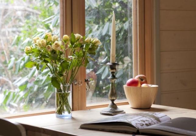 Slaapkamer In Tuinhuis : Huisje van hout tuinhuis als extra kamer