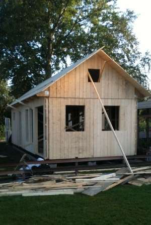 Klein huis bouwen huisvestingsprobleem for Huis duurzaam maken